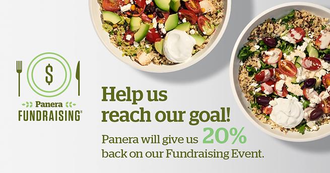 Panera donates 20% back